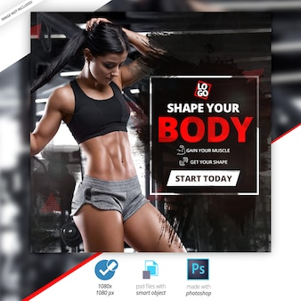 a054e389c53eb Fitness Background Vectors, Photos and PSD files | Free Download