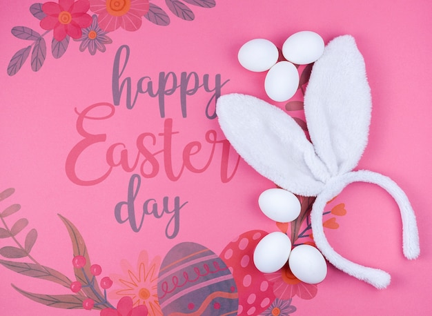 Happy easter day