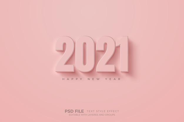 빨간 숫자 템플릿으로 새해 복 많이 받으세요