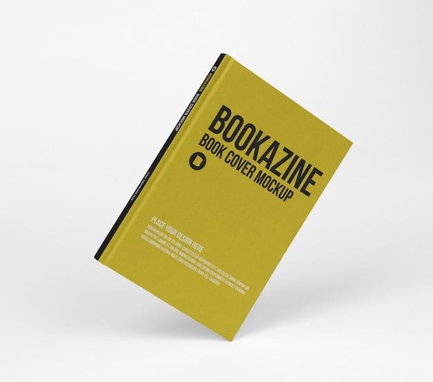 Дизайн макета твердой обложки книги