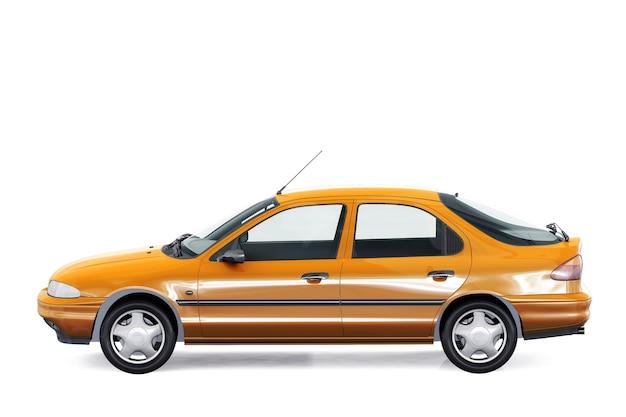 Mockup di auto berlina 1993
