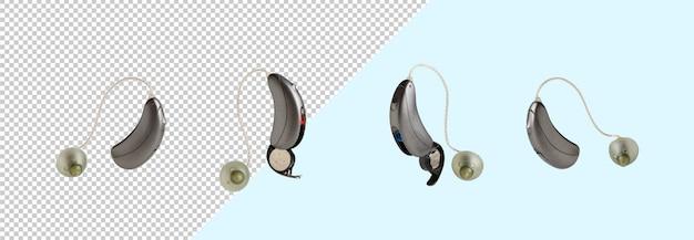 聴覚障害者のための補聴器