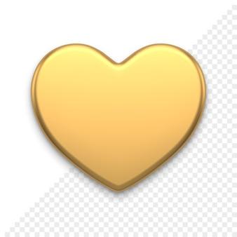 Heart 3d icon