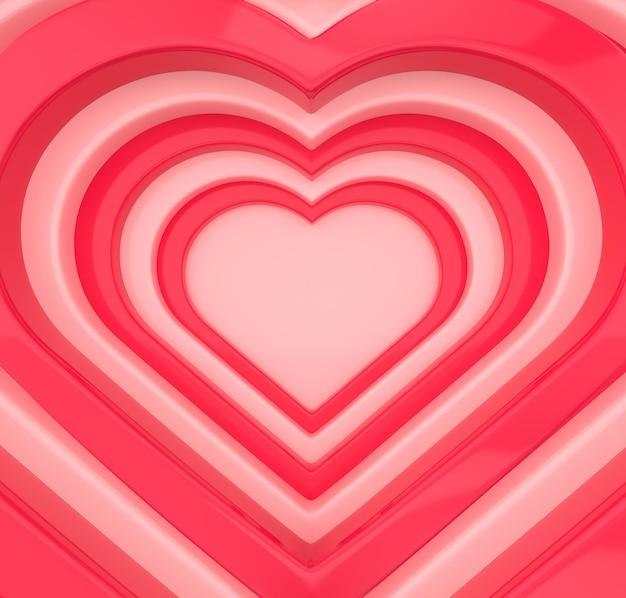 Сердце фон