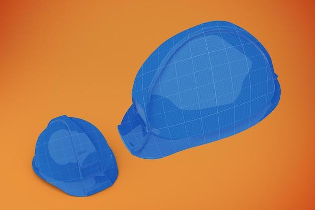 Мокап шлема