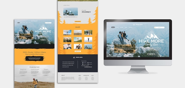 Hike concept template