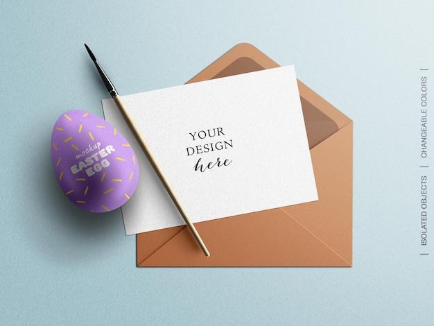 Праздничное приветствие, приглашение, флаер, фото карта и макет конверта
