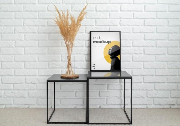 Макет натюрморта домашнего пространства