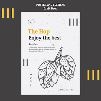 The hop enjoy the best poster
