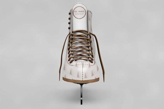 아이스 스케이트 신발 이랑 무료 PSD 파일