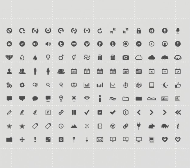 Icon set icons psd psd icon set