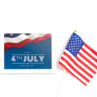 Independence day in united states of america. 4th july
