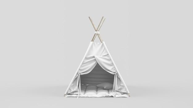 Индийская палатка или вигвам для детей