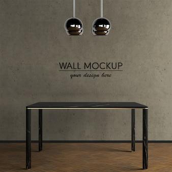 Interior decoration minimalist design
