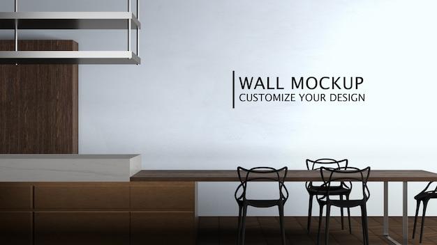 Interior design minimalist idea