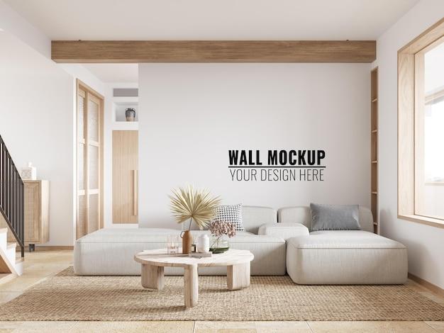Living Room Interior Decoration Psd 7, Living Room Wall