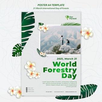 国際森林デーポスター