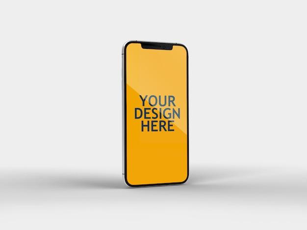 Айфон х макет