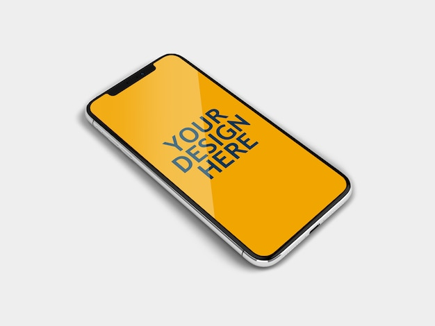 Iphone xモックアップ
