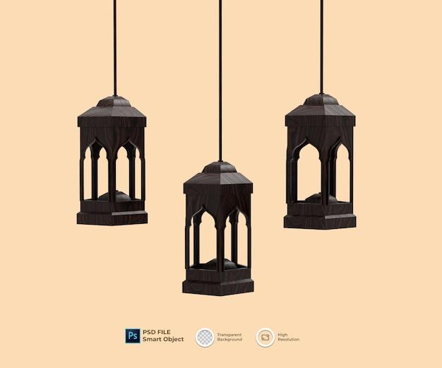 イスラム灯籠シーンクリエーター