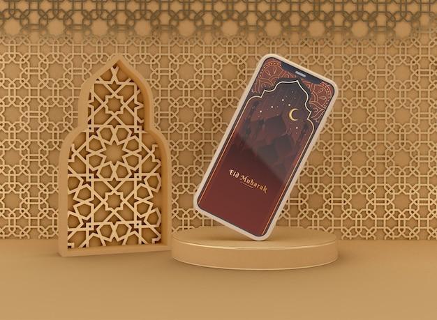 Макет концепции исламских форм