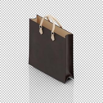 Isometric bag
