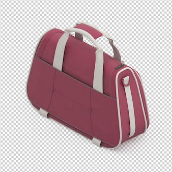 Isometric bag