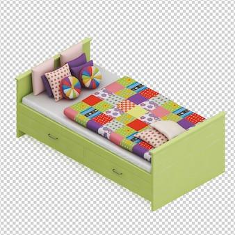 等尺性ベッド