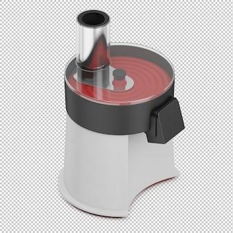 Isometric blender