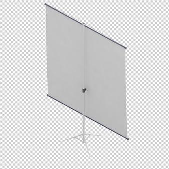 Isometric board