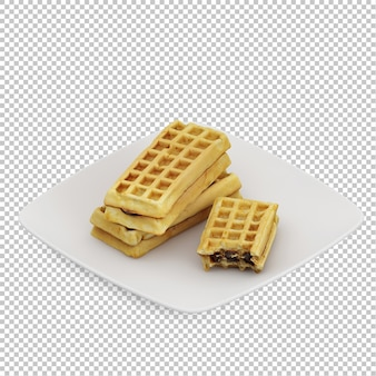 Isometric breakfast