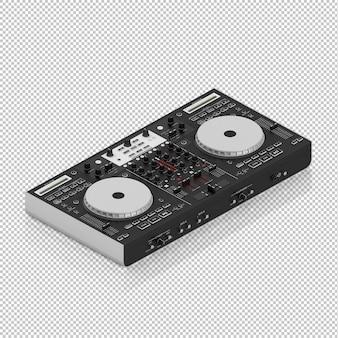 Изометрический dj-инструмент