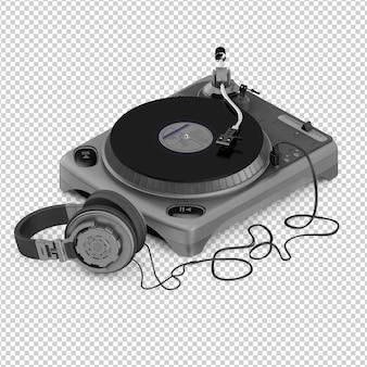 Isometric dj tool