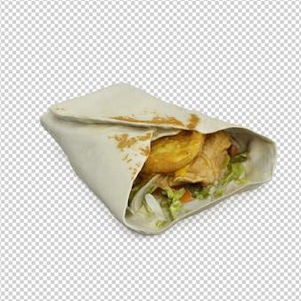 Isometric fast food