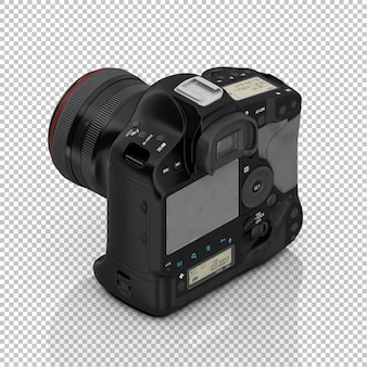 Isometric fotocamera