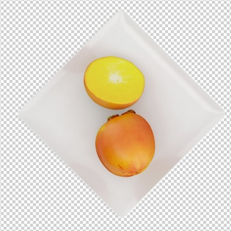 Isometric fruits