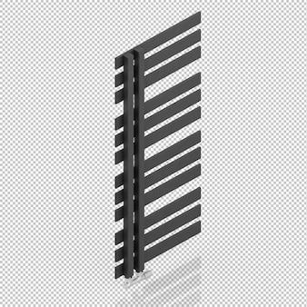 Isometric heater