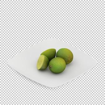 Isometric lemons