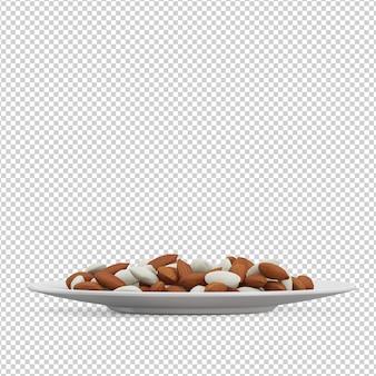 Изометрический орех