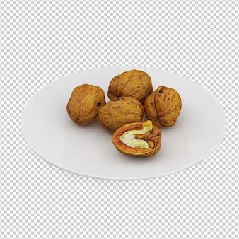 Изометрические орехи