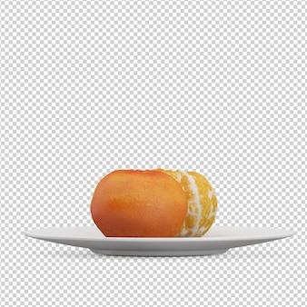 Isometric oranges