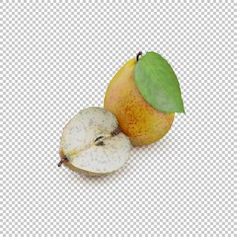 Isometric pears