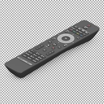 Isometric remote control