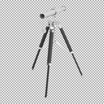 Изометрический телескоп