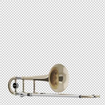 Isometric trombone