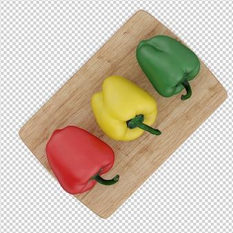 等尺性野菜