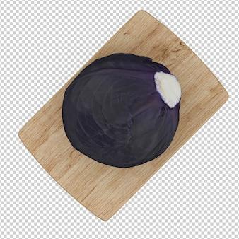 Isometric vegetables