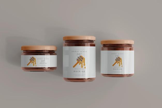 Мокапы jar