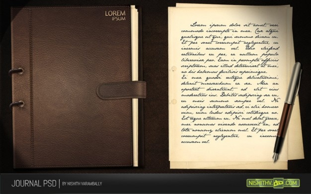 Journal psd