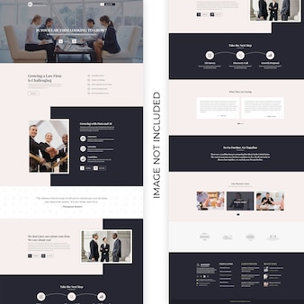 Kentsmith law web template